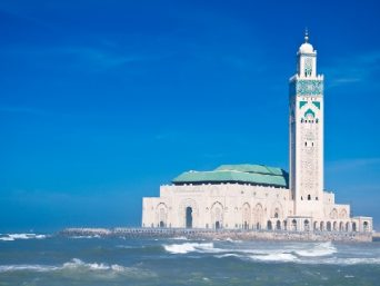 Moschea Hassan Casablanca