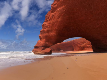 Spiaggia Marocco