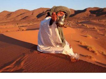 Te nel deserto